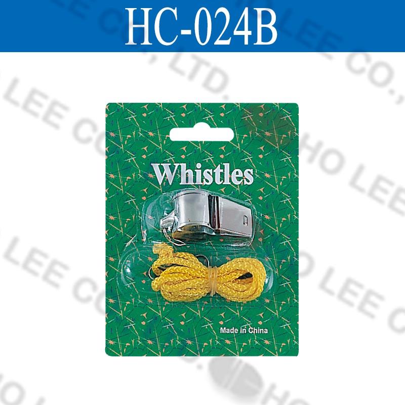 HC-024B Steel Whistle HOLEE