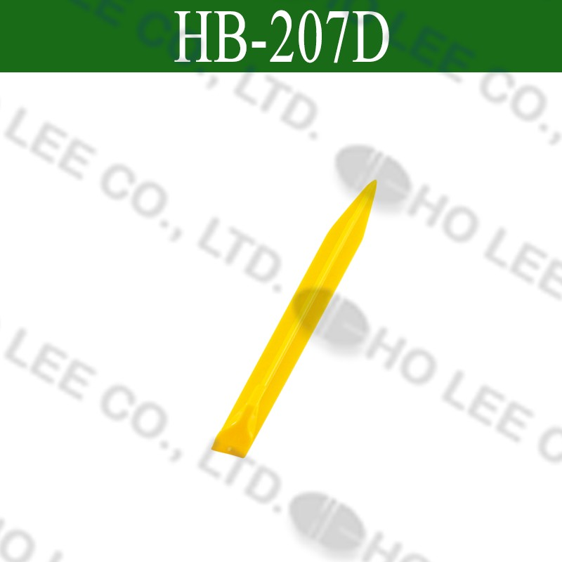 """HB-207D 9"""" PLASTIC TENT STAKES HOLEE"""